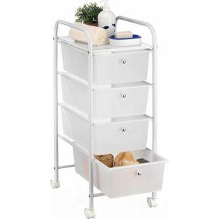 IDIMEX Rollcontainer 4 Schubladen GINA - Bild 1