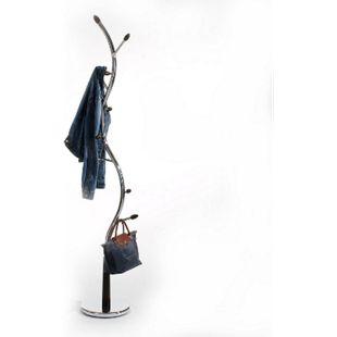 IDIMEX Kleiderständer 9 Kleiderhaken ASTRID - Bild 1