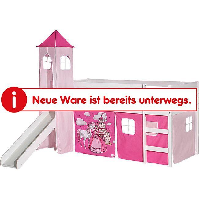 IDIMEX Rutschbett Vorhang Turm BENNY - Bild 1