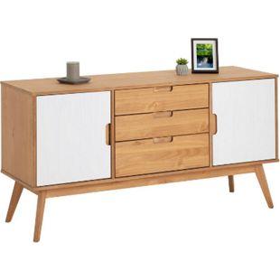 IDIMEX Anrichte 2 Türen 3 Schubladen skandinavisches Design TIVOLI - Bild 1