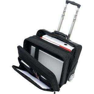 Pilotenkoffer mit Trolleygestell - Bild 1