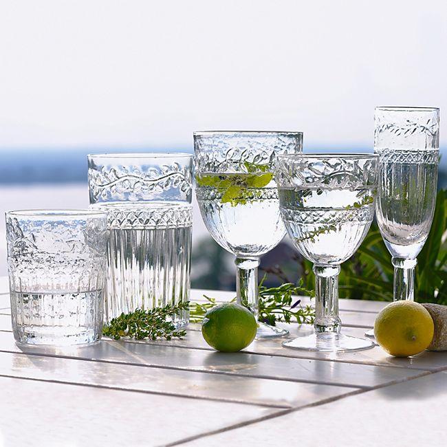 Weißweinglas-Set, 6-tlg. Klar - Bild 1