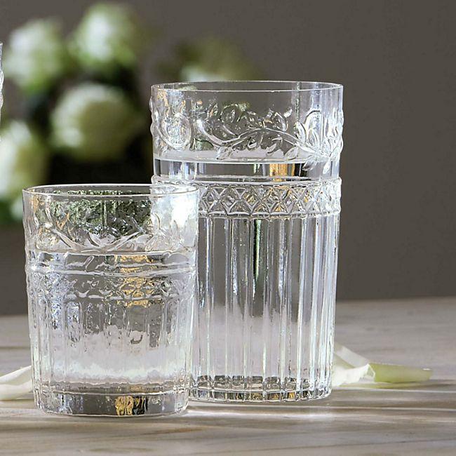 Longdrinkglas-Set, 6-tlg. Longdrink Klar - Bild 1