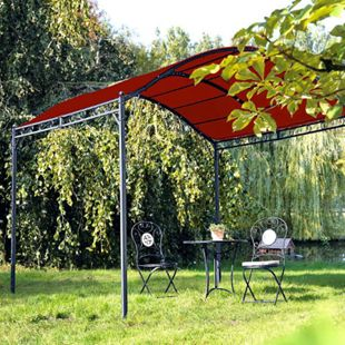 Ersatzdach für Pavillon Wave Beige - Bild 1