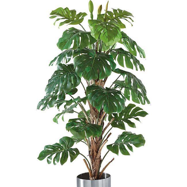 Kunstpflanze Philo-Baum Grün - Bild 1