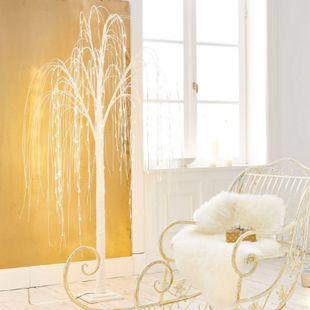 LED-Trauerweide Bianco Weiß - Bild 1