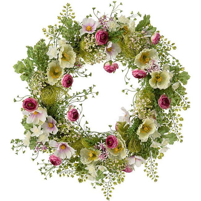 Dekokranz Frühlingswiese - Bild 1