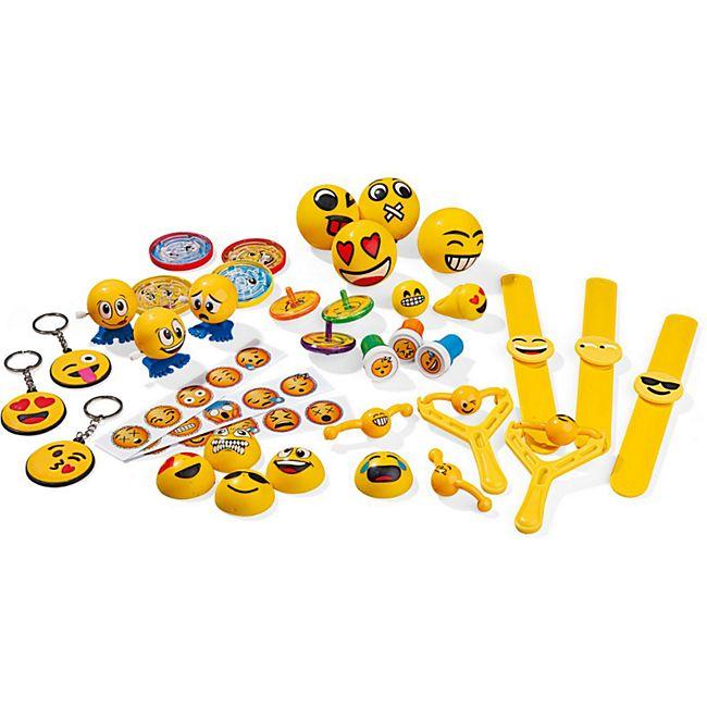 Spiele-Set, 301-tlg. Emojis - Bild 1