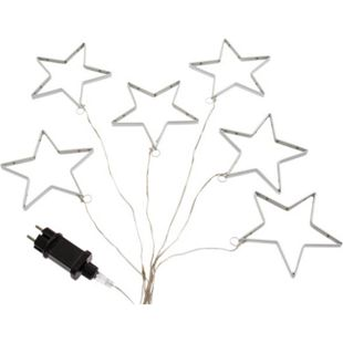 LED-Lichterkette Sterne - Bild 1