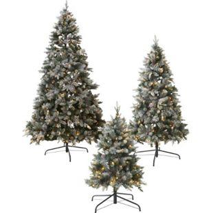 LED-Tannenbaum Schnee mittel - Bild 1