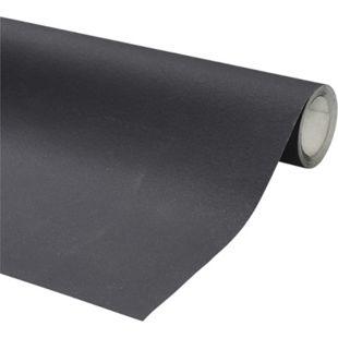 Tafel-Tapete Magnetisch Schwarz - Bild 1