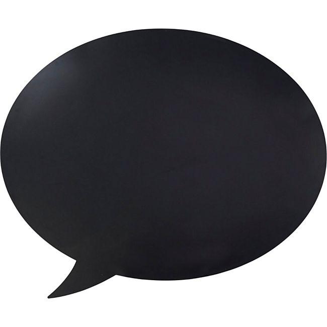 Wand-Objekt Tafel Schwarz - Bild 1