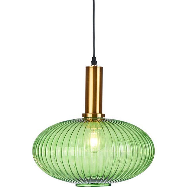 Hängeleuchte Cristal Grün - Bild 1