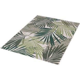 Outdoor-Teppich Romeo Grün/Beige 120 x 170 cm - Bild 1