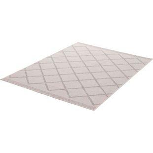 Outdoor-Teppich Mica Grau/Beige 120 x 170 cm - Bild 1