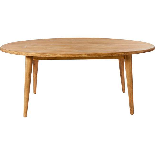 Tisch Ovid Braun 180 cm - Bild 1