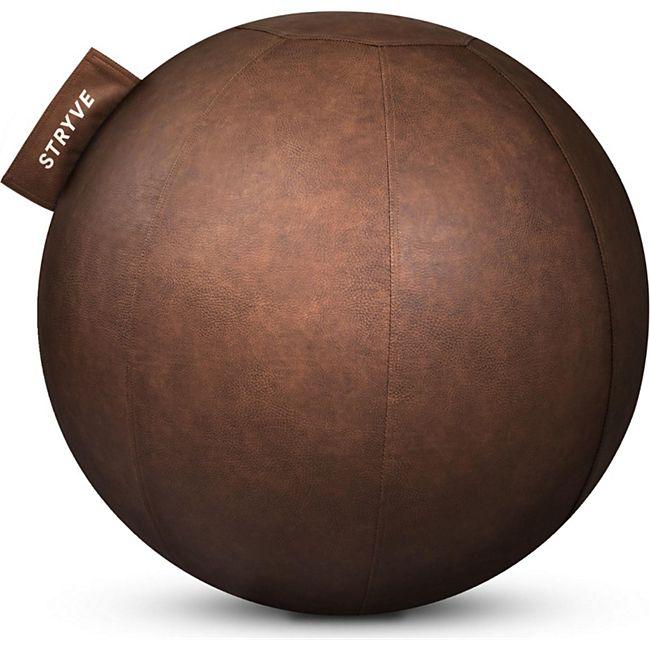Sitzball Ergonomic Braun Ø 65 cm - Bild 1