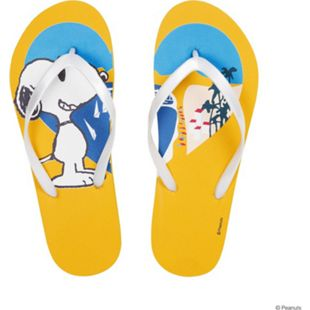 8030570d1ed0 BUTLERS PEANUTS Zehentrenner Snoopy Côte ...