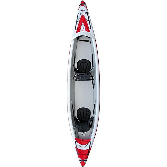 BIC YakkAir Full HP2 inflatable Kajak - Bild 1