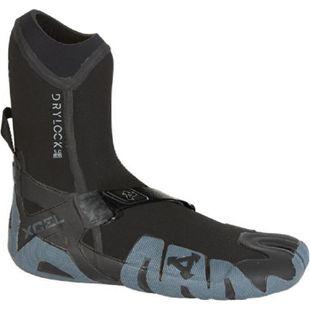 XCEL 5mm Drylock Split Toe Neopren Schuhe Schuh Größe: 7 - Bild 1