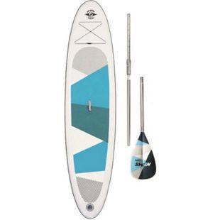 BIC 11'0 Breeze Air inflatable SUP + Paddel - Bild 1