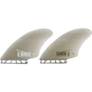 "Futures 5.15"" Channel Island Keel Fiberglass Twin Finnen Set - Future Box - Bild 1"