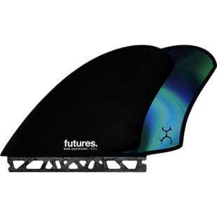 "Futures 5.17"" Machado Keel Honeycomb Twin Finnen Set - Future Box - Bild 1"