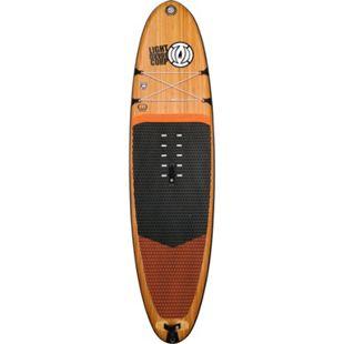 "Light Freeride MFT Wood Series inflatable SUP Board Größe: 10'8"" - Bild 1"