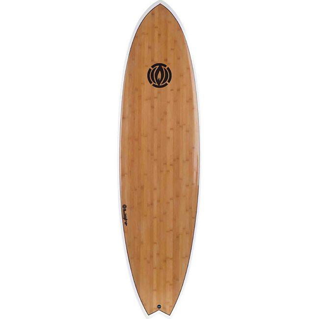 """Light BMS Widebody Surfboard Board Größe: 6'10"""" - Bild 1"""