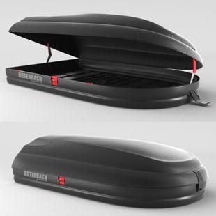 Dachbox Gepäckbox Gepäck Dachkoffer Auto Dach Box Autobox 320 L - Bild 1