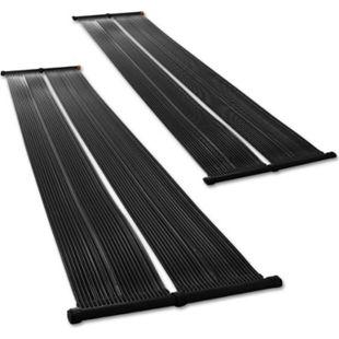 2er Set Solar Poolheizung 70x300cm Solarkollektor Solarheizung Pool Solarpanel - Bild 1