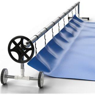Pool Aufroller fahrbar Aufrollvorrichtung für Solarfolie Poolabdeckung - Bild 1