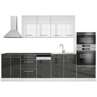 Vicco Küchenblock S-Line Küchenzeile Einbauküche 295 cm - Bild 1