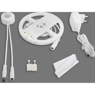 LED Beleuchtung mit Bewegungsmelder für Betten Flurmöbel Kinderbetten Küchen - Bild 1