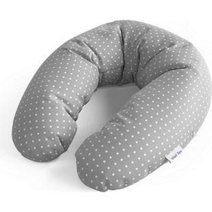 VitaliSpa Stillkissen Frieda Polyesterfaserflocken Lagerungskissen Seitenschläferkissen Babykissen - Bild 1
