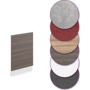 Vicco Küche R-Line Geschirrspülblende 45 cm, verschiedene Farben - Bild 1