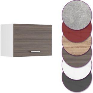 Vicco Küche R-Line Hängeschrank 60 cm (flach), verschiedene Farben - Bild 1