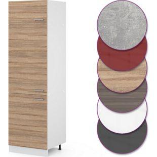 Vicco Küche R-Line Kühlumbauschrank 60 cm, verschiedene Farben - Bild 1