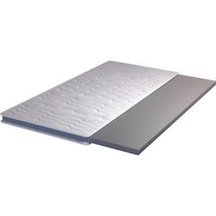 Matratzen Topper Kaltschaum Komfort Weiß 9cm fest RG40 Klimaband... 90 x 200 cm - Bild 1