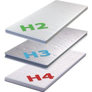 Kaltschaum Topper H2 H3 H4 Matratzentopper Auflage Matratzenauflage... 90 x 200 cm, Mittel (H2) - Bild 1