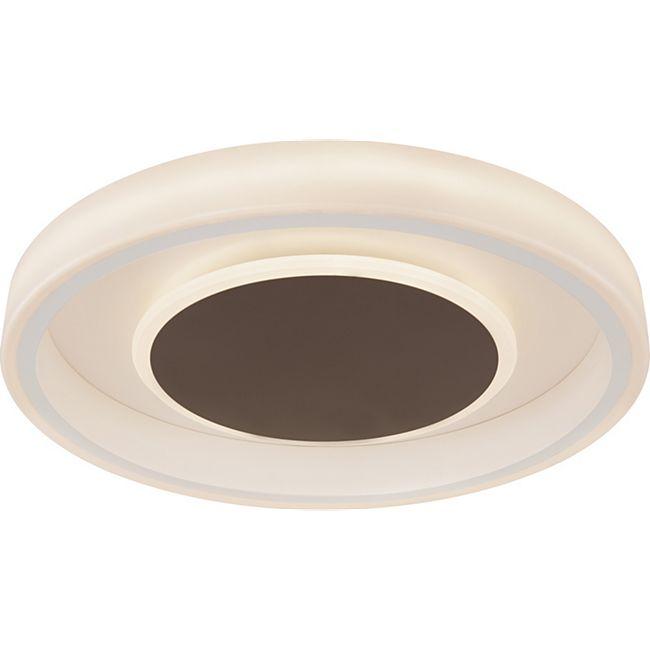 Deckenleuchte Metall weiß, 1xLED - Bild 1