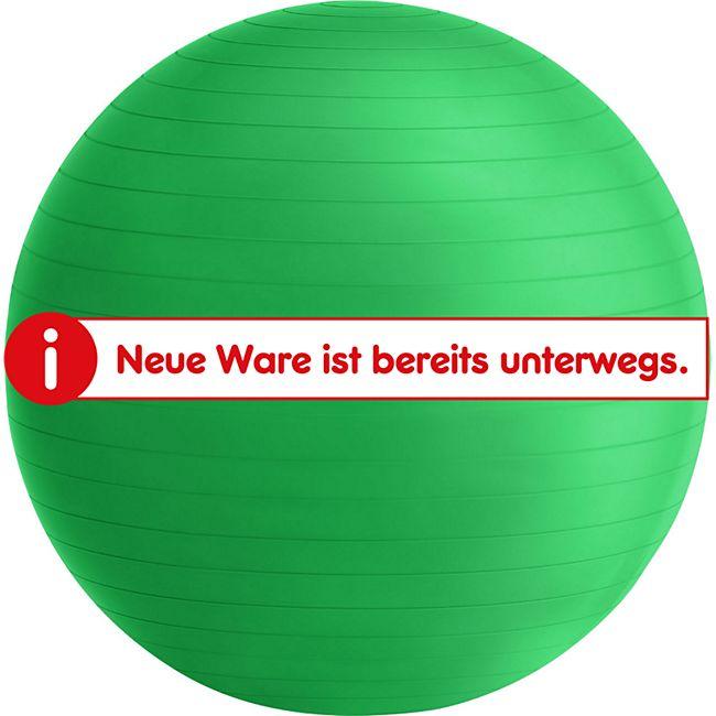 ArtSport Sport- und Gymnastikball Ø 65 cm inkl. Handpumpe in grün - Bild 1