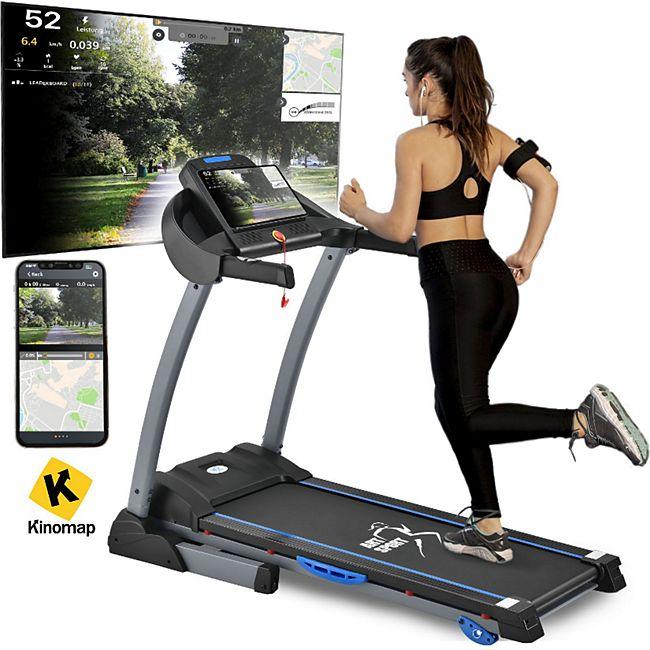 ArtSport Laufband Speedrunner 3500 mit 24 Trainingsprogrammen - Bild 1