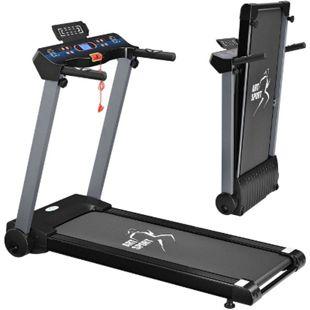 ArtSport Laufband Speedrunner 2500 klappbar Fitnessgerät Trainingsgerät inkl. 12 Programmen, LCD - Bild 1