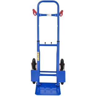 Juskys Treppensackkarre klappbar | 200 kg belastbar | Hartgummireifen | Kunststoff Griffe | Stahl - Bild 1