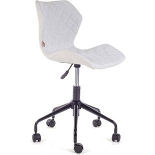 MY SIT Bürostuhl Design-Hocker Drehstuhl Stuhl INO Weiss - Bild 1