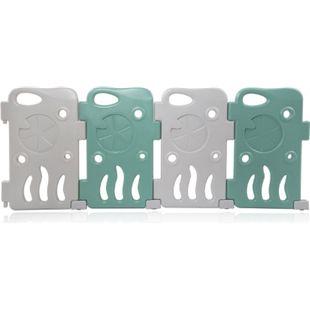 Baby Vivo Zusatzpaket für Laufgitter aus Kunststoff - Fridolin - Bild 1