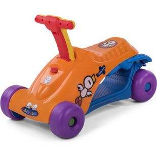 Scooter - Orange - Bild 1