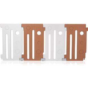 Baby Vivo Zusatzpaket für Laufgitter aus Kunststoff - Charly - Bild 1
