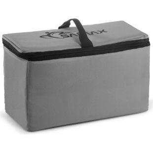 SAMAX Kühltasche für Bollerwagen Offroad 42x19x24 cm - Grau - Bild 1